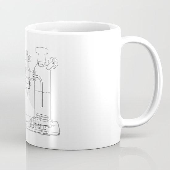 La Pavoni Lever Espresso Machine by murakamistudio
