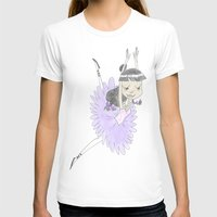 tina fey T-shirts featuring Phoenix Wright's Friend, Maya Fey the Ballerina by Trillatia