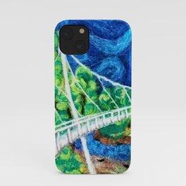 2016 Liberty Bridge iPhone Case