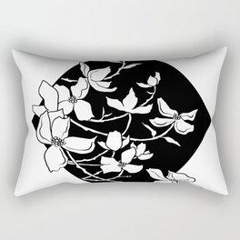 Dreams of Spring #1 Rectangular Pillow