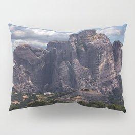 Postcards from Meteora Pillow Sham