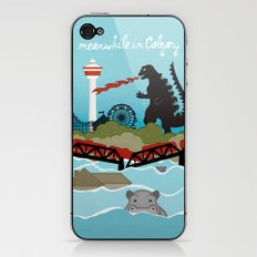 YYCFlood iPhone & iPod Skin