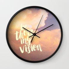 MY VISION Wall Clock