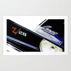 Z-28 Art Print