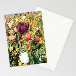 Flower Schadows Stationery Cards