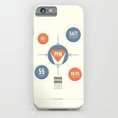 Omaha Omaha iPhone 6s Slim Case
