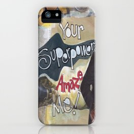 Superpower iPhone Case