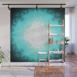 LIGHT IN THE DARK Wall Mural