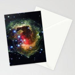 Echo Light of a Stellar Outburst Stationery Cards