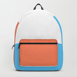 Very Big Color Band Backpack