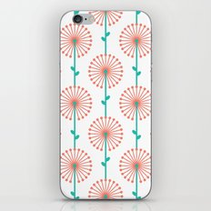 Pink Lehua iPhone & iPod Skin