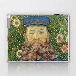 Portrait of the Postman Joseph Roulin by Vincent van Gogh Laptop & iPad Skin