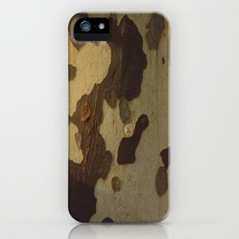 Woodlight iPhone Case