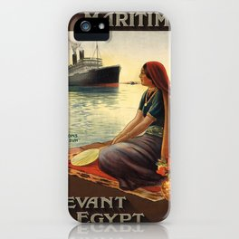 Nautical Art 99 iPhone Case