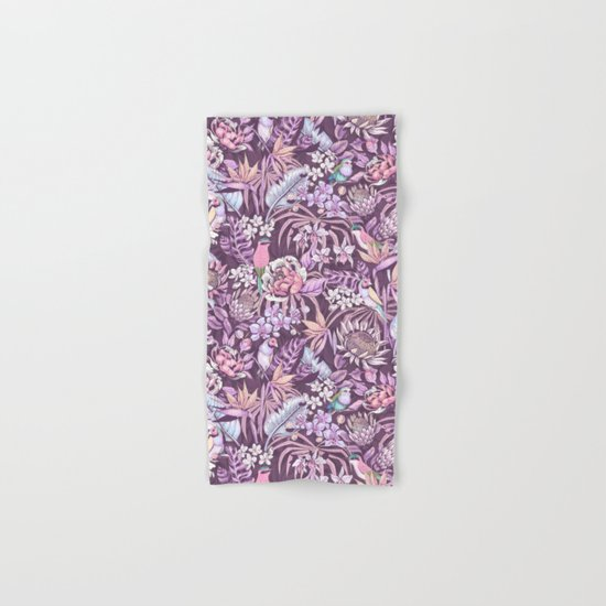 Stand out! (soft pastel) Hand & Bath Towel