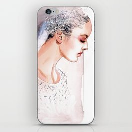 Couture Bride iPhone Skin