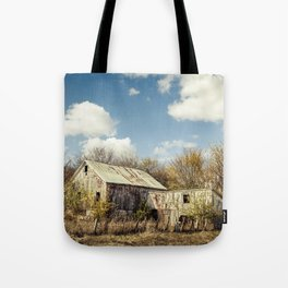 By The Riverside #8 Tote Bag