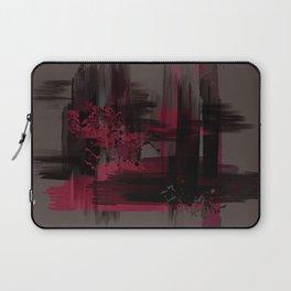 """Abstract Porstroke"" Laptop Sleeve"