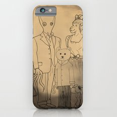 Family Portrait iPhone 6s Slim Case