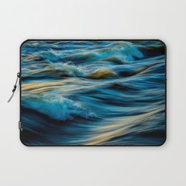 Water effect Laptop Sleeve