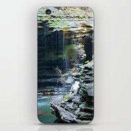Rainy Glen iPhone Skin
