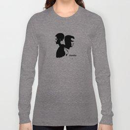 Shameless Ian Gallagher and Mickey Milkovich Long Sleeve T-shirt