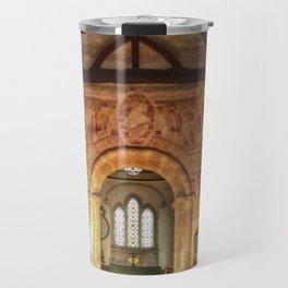 Clayton Church Interior Travel Mug