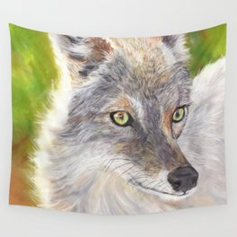 Coyote Wall Tapestry