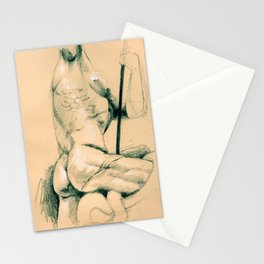 Fontana del Nettuno Stationery Cards