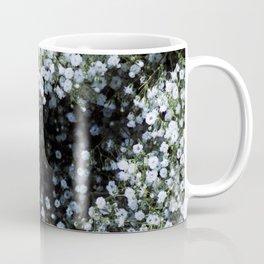 Snowflake Flowers Coffee Mug