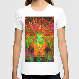 The Flying Shaman (Tribal Zest) T-shirt