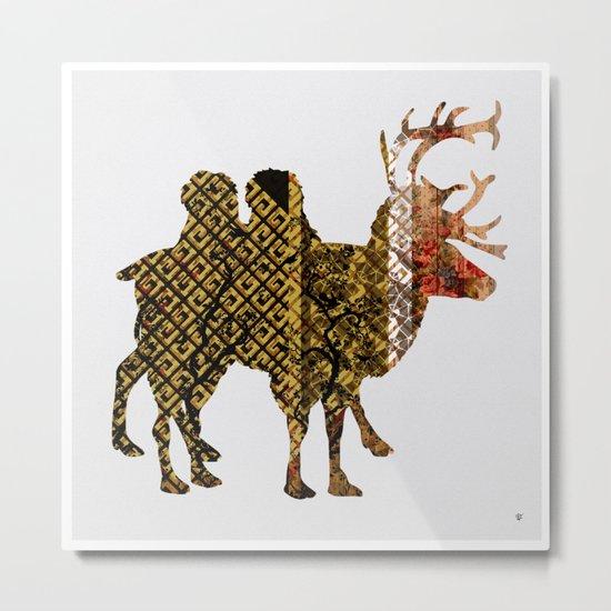 FabCreature · LaMix 2 Metal Print