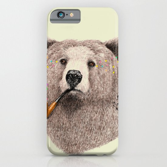 Sailor Bear iPhone & iPod Case