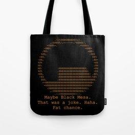 Black Mesa Tote Bag