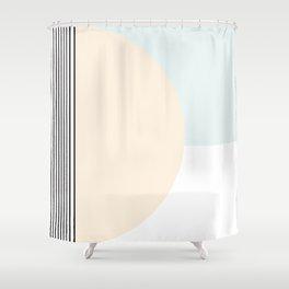 Pastelart Shower Curtain