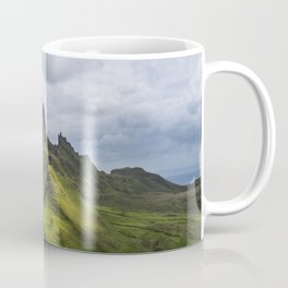 Mesmerized by the Quiraing Coffee Mug