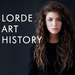 Lorde Art History