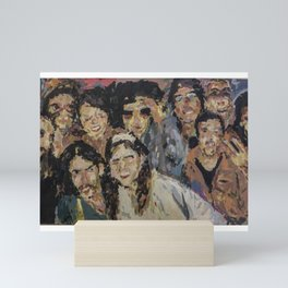 The Party Mini Art Print