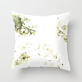 Autumn leaves 6 Throw Pillow