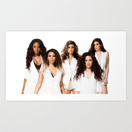 Fifth Harmony Art Print