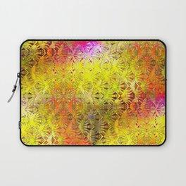 Connectedness (yellow) Laptop Sleeve