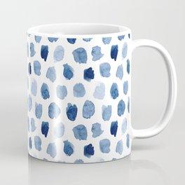 Indigo A Coffee Mug