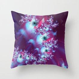 Mystical Universe Throw Pillow