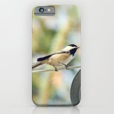 Chick on a line iPhone 6s Slim Case