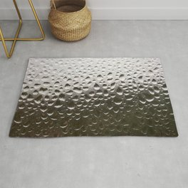 Condensation on a Window Rug