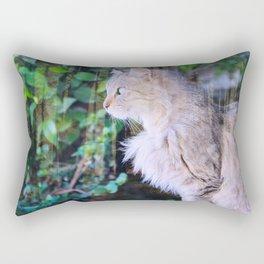 Cat to Dream With Rectangular Pillow