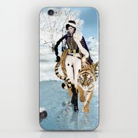 napoleon iPhone & iPod Skins featuring Napoleon by Maihunaa