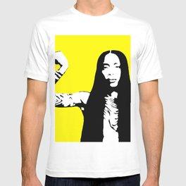 Erykah Stencil T-shirt