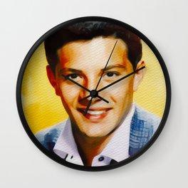 Frankie Avalon, Music Legend Wall Clock