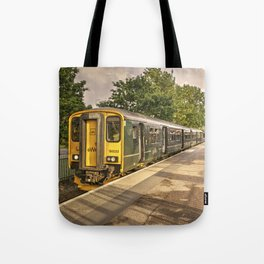Exmouth Sprinter Tote Bag